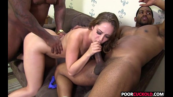 Cuckold watching his Hotwife Remy LaCroix fucki…
